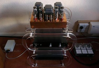 The Copper Amps